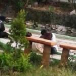 KENAKALAN REMAJA : Bermesraan di Taman Demak, Pelajar Dituding Tak Tahu Malu