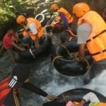 Tubing di Kali Odo, Wisata Baru di Kabupaten Semarang
