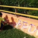INFRASTRUKTUR SEMARANG : Ramai Digunjingkan, Pelaku Vandalisme Tanggung Jawab