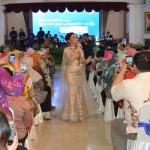 KAMPUS SEMARANG : Yuni Shara Meriahkan Halabihalal Udinus