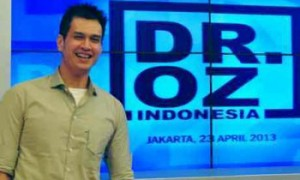 Dr Ryan Thamrin di acara DR OZ Indonesia. (Istimewa/Youtube)