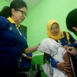 CAMPAK RUBELLA : Gerakan Imunisasi Berakhir, Dinkes Tetap Buka Layanan