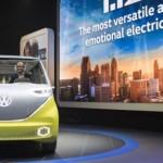 Volkswagen Rancang Kombi Bertenaga Listrik
