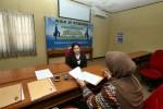 KAMPUS DI SOLO : Puluhan Warga Berburu Pekerjaan Lewat Tes Seleksi di AUB Solo