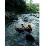 WISATA BOYOLALI : Desa Tawangsari Tawarkan Rekreasi River Tubing Gratis