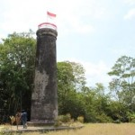 ASAL USUL : Tugu Waseso di Soropaten Tandai Pertemuan Soekarno dan Kiai Karsorejo