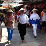 Kemeriahan HUT RI di Pasar Sragen, Para Pedagang Adu Ketangkasan