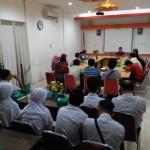 PMI Solo Ajari Penyandang Tunanetra Cara Tangani Situasi Darurat