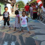 Tak Sekadar Hiasan, Ini Manfaat Gambar 3D di Jalan Kampung Jaten Karanganyar