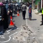 KECELAKAAN SOLO : Terlindas Truk saat Menyeberang Jalan di Banyuanyar, Perempuan Kadipiro Tewas