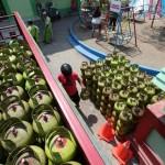 Operasi Pasar, 11Lokasi Solo Ini Digelontor 6.160 Tabung Gas Melon