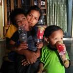 KISAH TRAGIS : Lumpuh dan Buta, Anak Eks TKW Ponorogo Butuh Bantuan