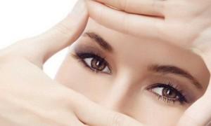 Foto ilustrasi: Kehadiran lingkaran hitam di sekitar mata dapat mengganggu penampilan. (netralnews.com)