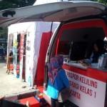 Kemenkumham Buka Pelayanan Pembuatan Paspor Keliling di Stadion Manahan Solo