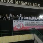 Presiden Jokowi Batal Hadir, Pembukaan Jamnas Revolusi Mental di Solo Tetap Meriah