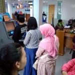 ATM Bank Jateng Sragen Tak Terdampak Anomali Satelit Telkom-1