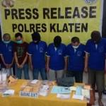 Polisi Kantongi Identitas Napi Nusakambangan Pengendali Peredaran Sabu-Sabu di Klaten