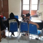 RAZIA KARANGANYAR : Satpol PP Jaring 6 PSK di Plampang