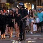 Buntut Serangan Teror Barcelona, Polisi Spanyol Tembak Mati 5 Orang