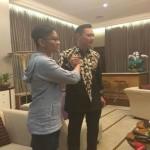 AHY Akui Dititipi Pesan SBY untuk Jokowi