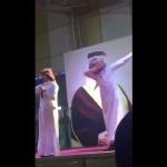 Abdallah Al Sharani saat nge dab (Youtube)