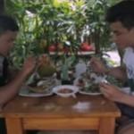 Adegan film pendek edukasi HIV (Youtube)