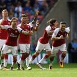Bekuk Chelsea Via Adu Penalti, Arsenal Juara Community Shield 2017
