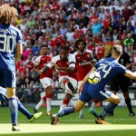 COMMUNITY SHIELD 2017 : Arsenal Vs Chelsea Masih Imbang 0-0 di Babak Pertama