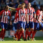 LIGA SPANYOL : Atletico Raih Kemenangan Perdana, Simeone Amat Gembira