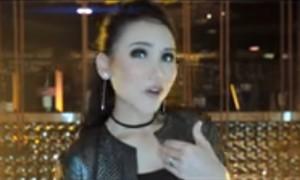 Ayu Ting Ting di video klip terbaru (Youtube)