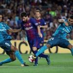 Barcelona vs Real Madrid (JIBI/REUTERS/Sergio Perez)