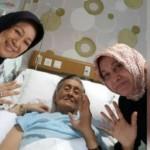 """KABAR DUKA : Basofi Sudirman """"Tidak Semua Laki-Laki"""" Dimakamkan Besok"""