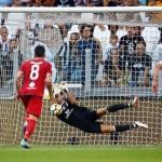 LIGA ITALIA : Tepis Tendangan Penalti, Buffon Layak Dipuji