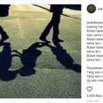 Ditalak Caisar YKS, Indadari Curhat Galau di Medsos