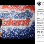 Tampil di Babak Live Show AGT, Demian Aditya Minta Dukungan