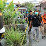 Densus 88 Geledah Rumah Terduga Teroris di Karangpandan Karanganyar