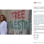 FILM TERBARU : Shooting di Palestina, Dewi Sandra Minta Didoakan Selamat