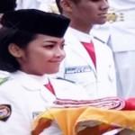 Manis, Kocak, dan K-Popers, Ini Sosok Paskibraka Fariza Putri Salsabila