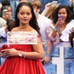 Diejek Terlalu Gemuk, Rihanna Ngamuk