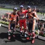 Dovizioso Sodok Posisi 3, Marquez Masih Puncaki Klasemen Sementara Motogp 2017