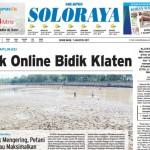 SOLOPOS HARI INI: Soloraya Hari Ini: Ojek Online Bidik Klaten