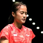 PRANCIS OPEN 2017 : Hanna Ramadini Kandas di 16 Besar