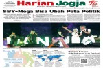 HARIAN JOGJA HARI INI : SBY – Mega Bisa Ubah Peta Politik