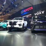 GIIAS 2017  : Kenalkan Tiga Mobil Baru Toyota