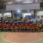 TURNAMEN FUTSAL : SMA Batik 2 Solo Perkasa, Solopos Juara III