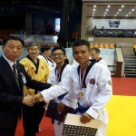 PRESTASI MAHASISWA : Persiapan Singkat, UAJY Persembahkan Emas di Taekwondo Internasional