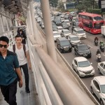 TAHUKAH ANDA? : 4 Hal Ini Bikin Warga Jakarta Malas Jalan Kaki