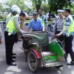 Polisi akan Tertibkan Bentor yang Beroperasi di Ponorogo