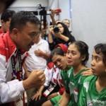 SEA GAMES 2017 : Menpora Janjikan Status PNS bagi Atlet Peraih Emas di Kuala Lumpur