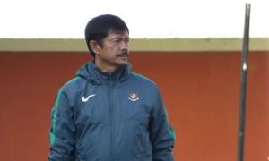 Pelatih Timnas U-19 Indonesia Indra Sjafri (Jumali/JIBI/Harian Jogja)